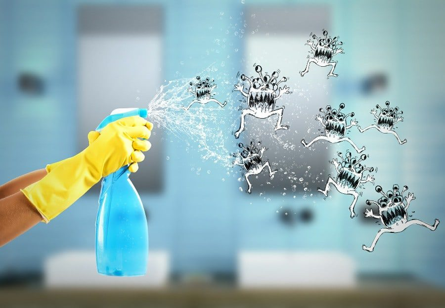 fear of smells counselling wolverhampton - osmophobia - spraying smell germs
