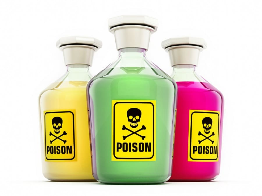 toxiphobia fear of poison
