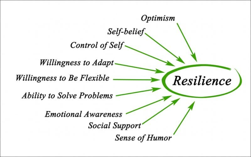 Resilience map